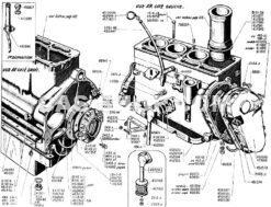 MOTOR: ONDERBLOK (CARTER)