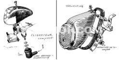 BLINKERGEBER, PARK & RÜCKLICHT